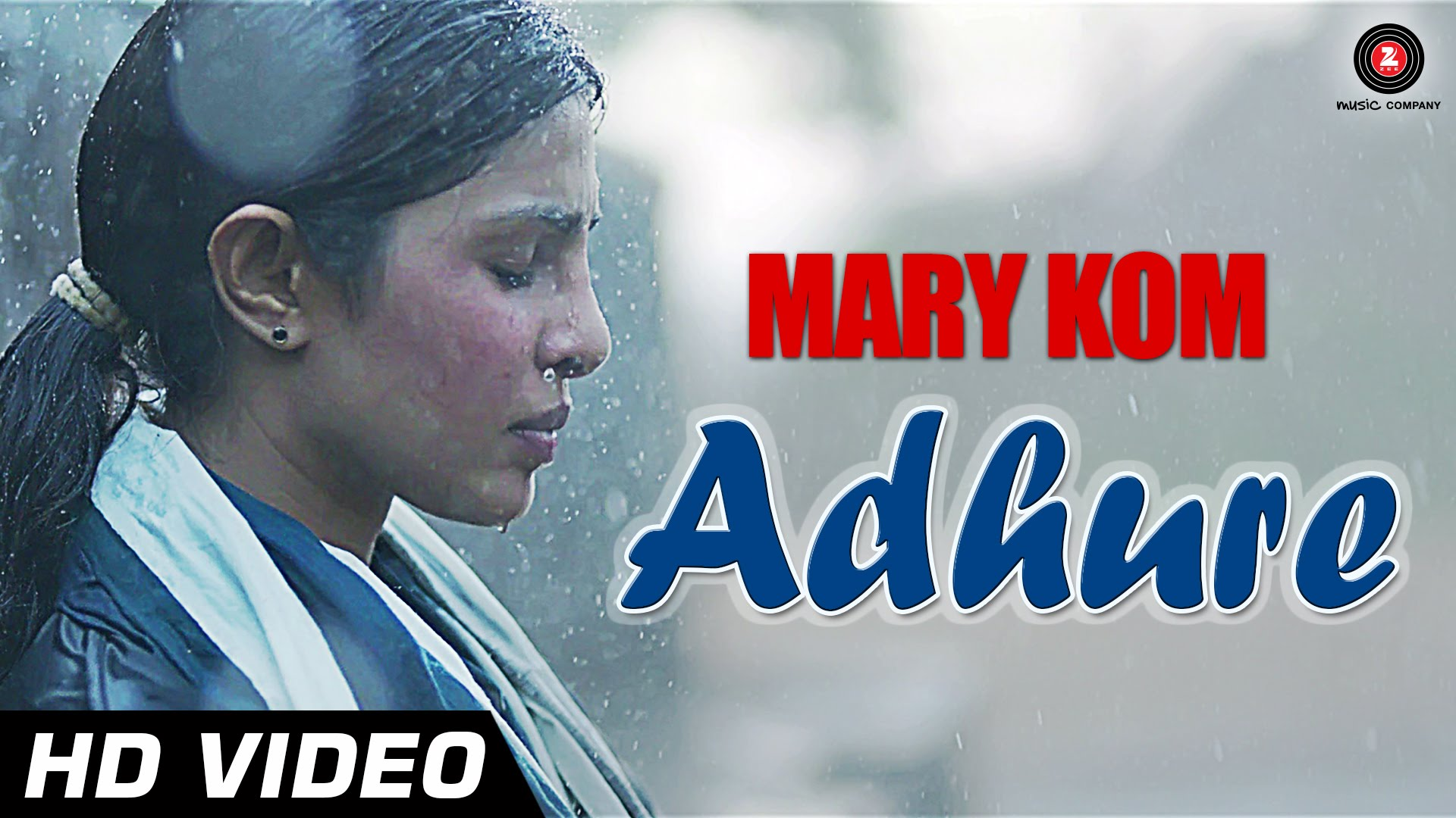 'Adhure' song Mary Kom | Official video song