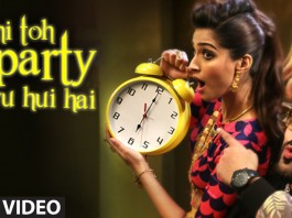abhi to party shuru hui hai song video