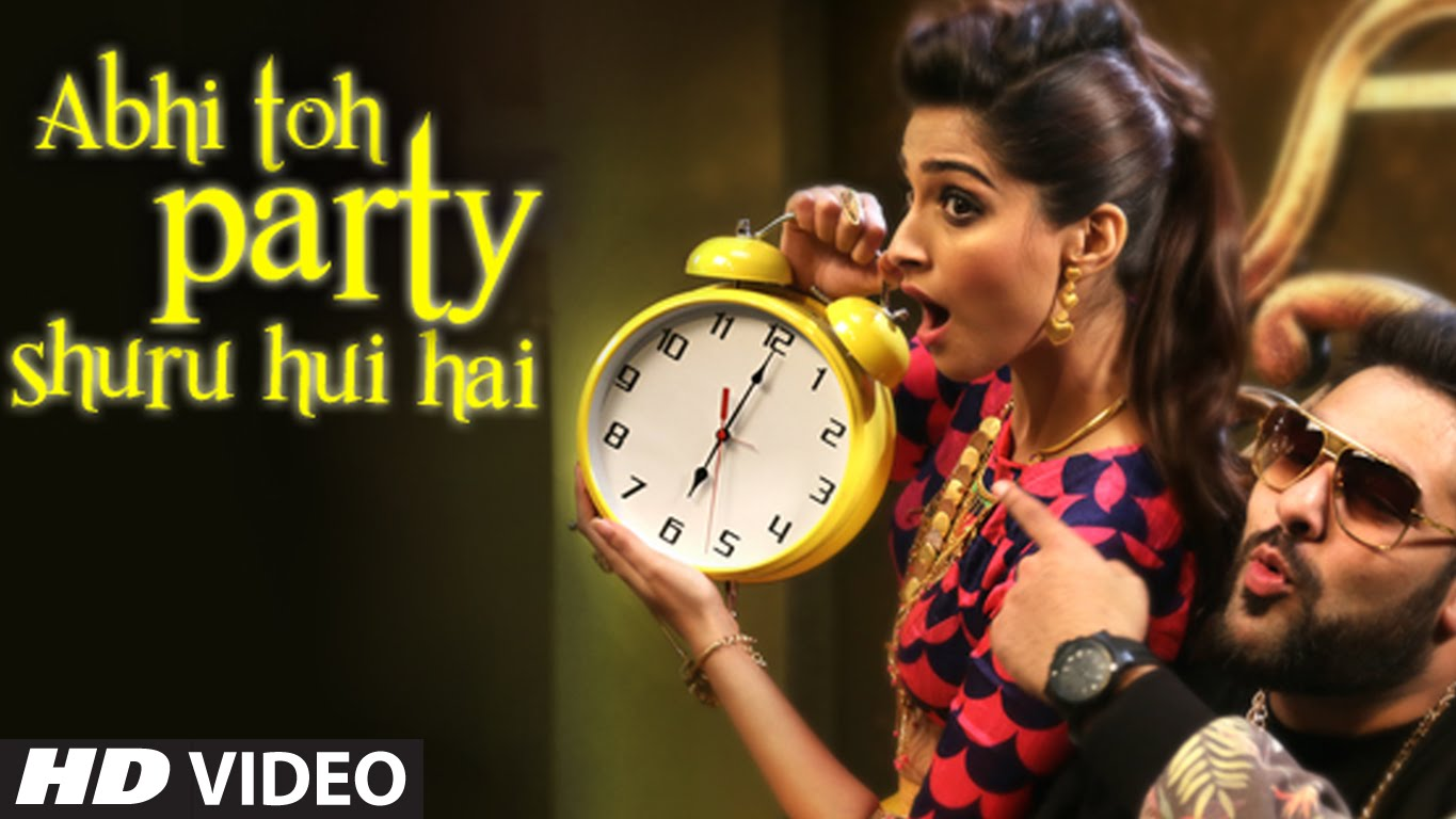 Abhi Toh Party Shuru Hui Hai Video Song Khoobsurat : Official HD video