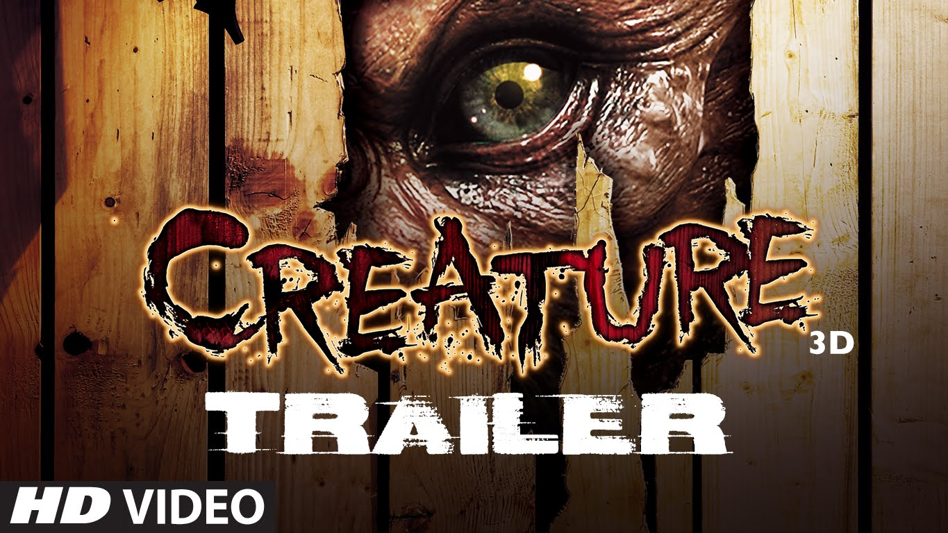 Creature 3D Trailer – The Beast Is Coming