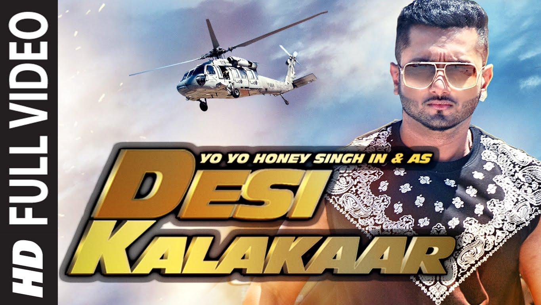 Yo Yo Honey Singh Desi Kalakaar Video feat. Sonakshi Sinha