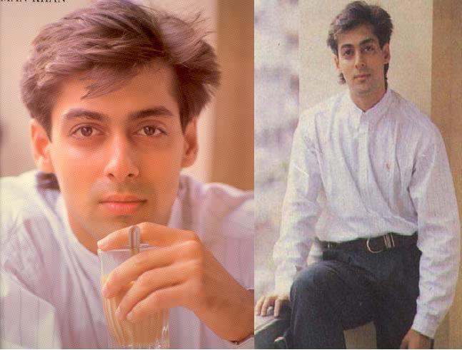 Salman Khan's modelling pics