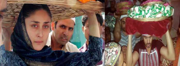 Kareena Kapoor and Emraan Hashmi visit Ajmer Dargah