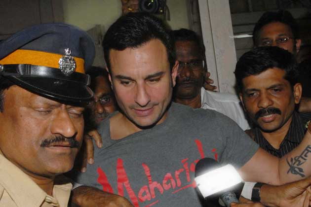 Saif Ali Khan may lose Padma Shri Award for 2012 brawl case