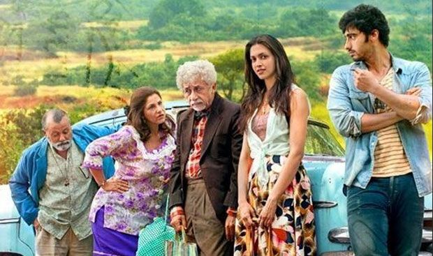 Finding Fanny Movie Review : Full on Entertainment