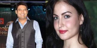 Kapil and Elli Avram in Abbas-Mustan's Next