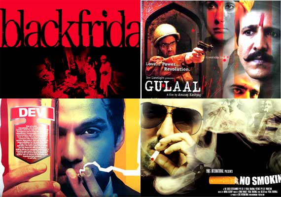 Anurag Kashyap Birthday Special : Movies dircted by Anurag kshyap