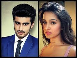 Arjun and Shraddha
