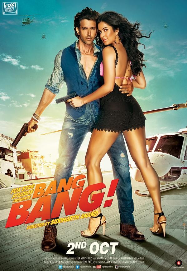 Bang Bang Posters : Second Poster