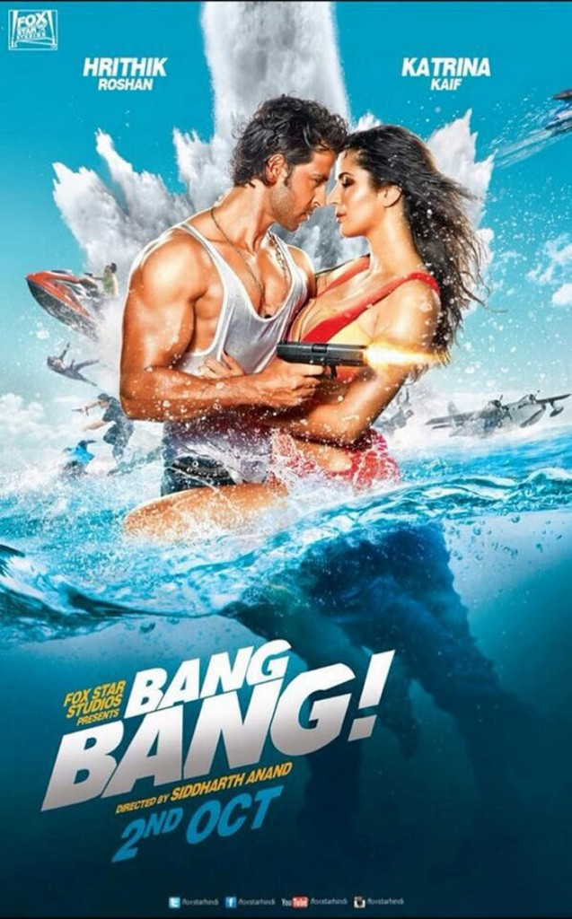 Bang Bang posters : First Look Poster