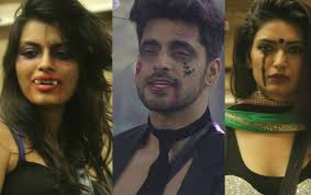 Bigg Boss Season 8 Day 1 Highlights - Contestants Dressed as Zombies and Vampires