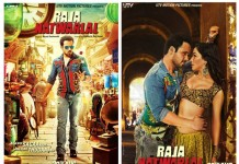 First Look Poster of Raja natwarlal