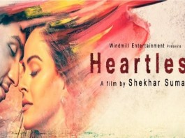 heartless movie poster