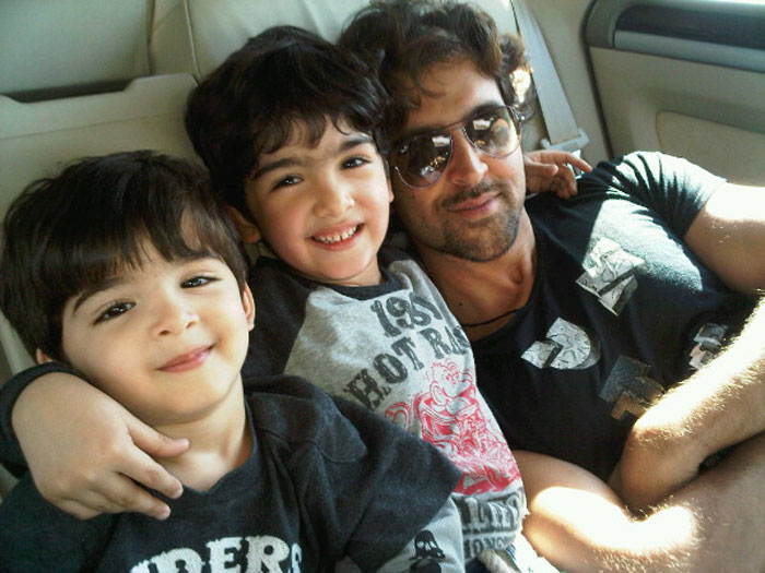 Hrithik to hold a special screening of Bang Bang for his sons