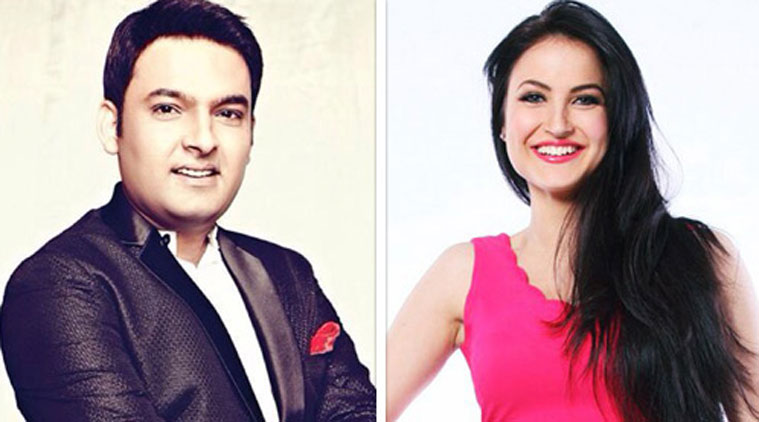 Kapil Sharma and Elli Avram in Abbas-Mustaan's next