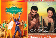 Khoobsurat vs Daawat-e-Ishq at Box Office this week