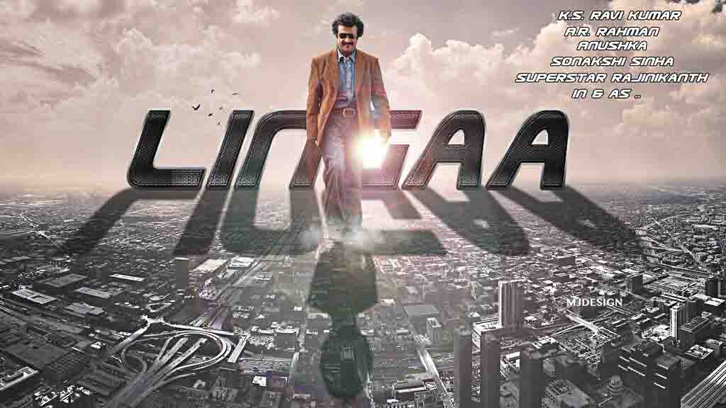 Rajnikanth in Lingaa