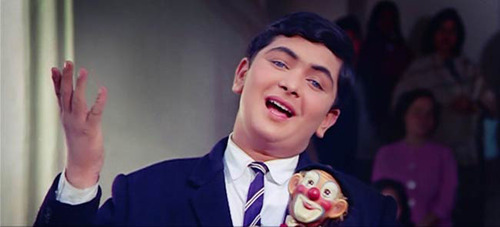 Rishi Kapoor In Pictures : Joker