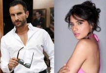 Saif Ali Khan and Richa Chaddha in Mr. Chalu