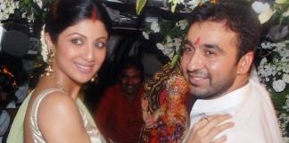 Shipla Shetty and Raj Kundra