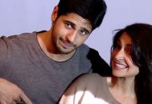 Siddharth Malhotra and Anushka pair up for a TV ad