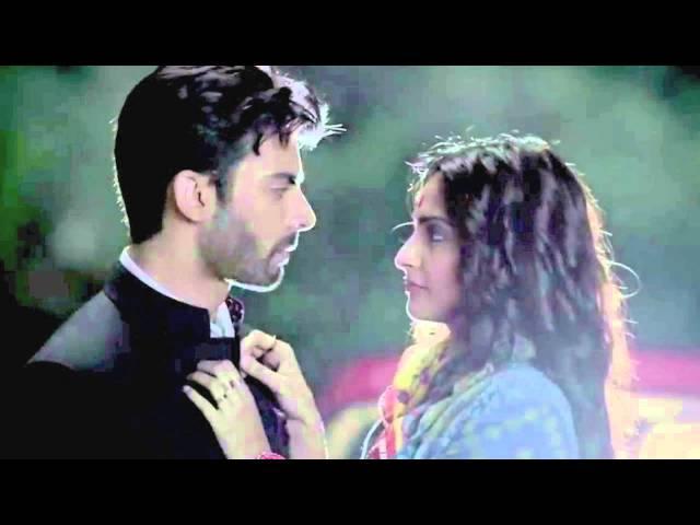 Sonam and Fawad in Naina Video Song