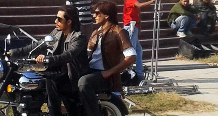 Still from Kill Dil Title Video Song