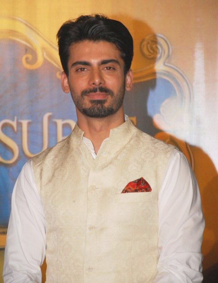 Fawad Khan is not having easy time with Khoobsurat promotions