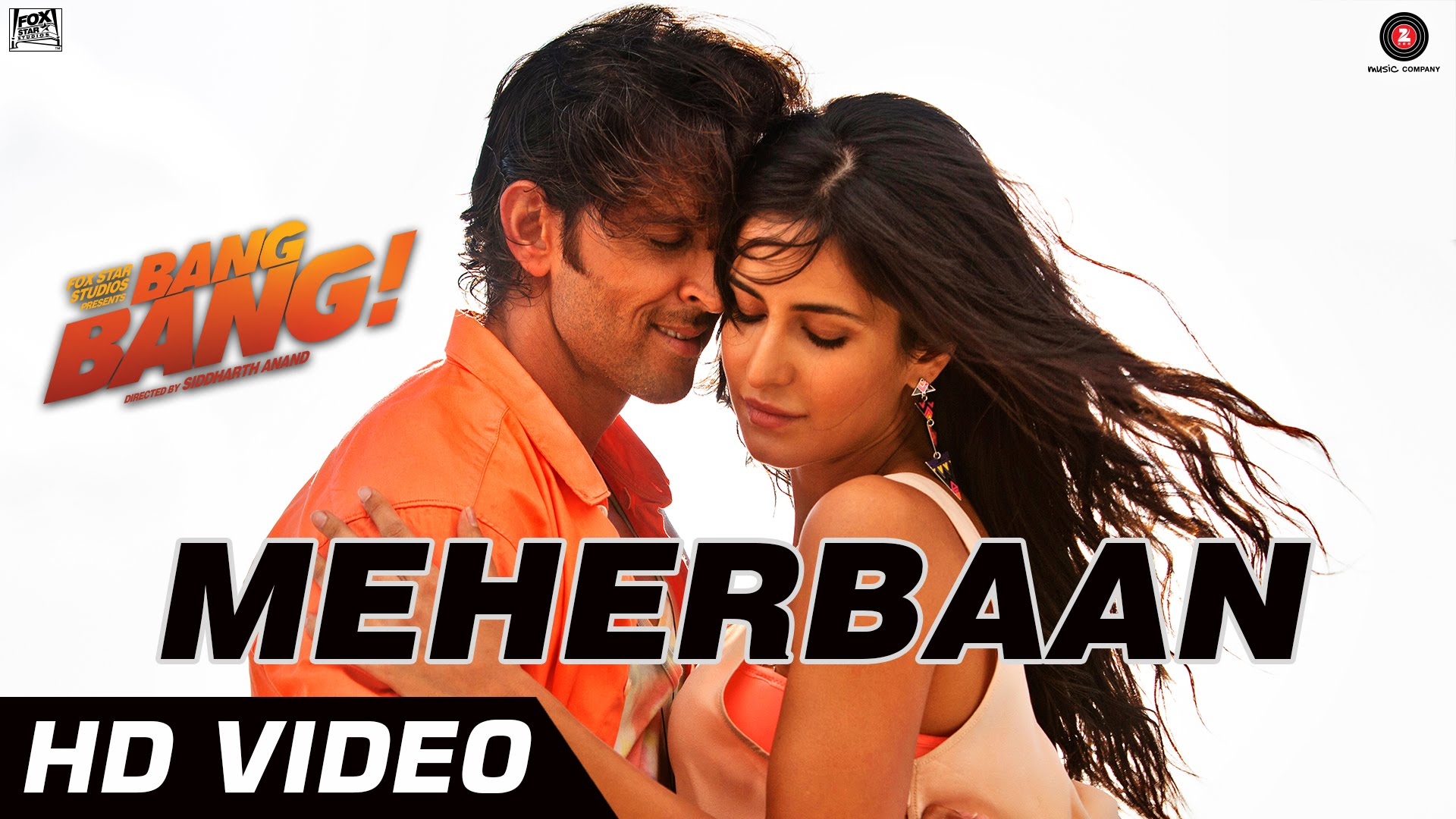 Meherbaan Song | Bang Bang | Watch Hrithik-Katrina's scintillating chemistry