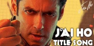 Jai Ho Title Song Video