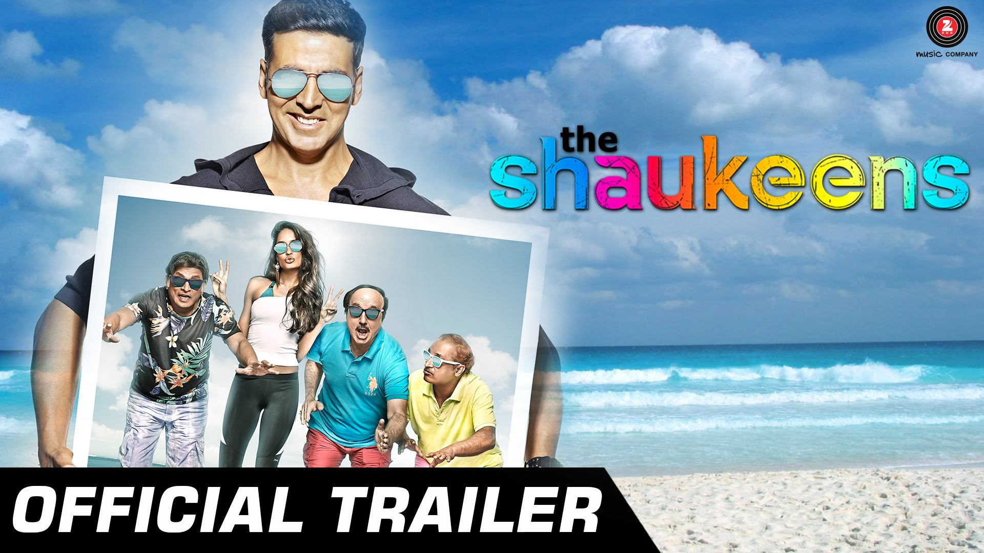 The Shaukeens Trailer : Official Theatrical Trailers
