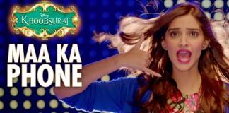 Maa Ka Phone Video Song : Khoobsurat   Sonam Kapoor   Official HD videos