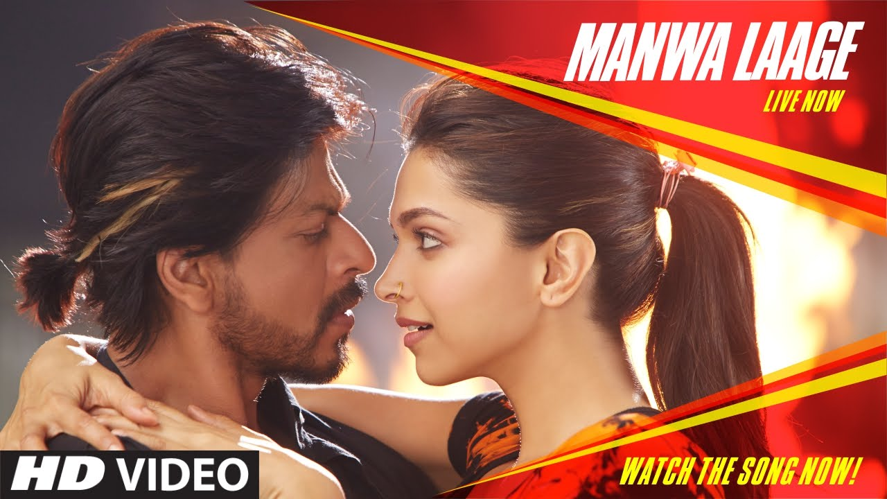 Manwa Laage video Song Happy New Year –  Deepika and SRK sizzle