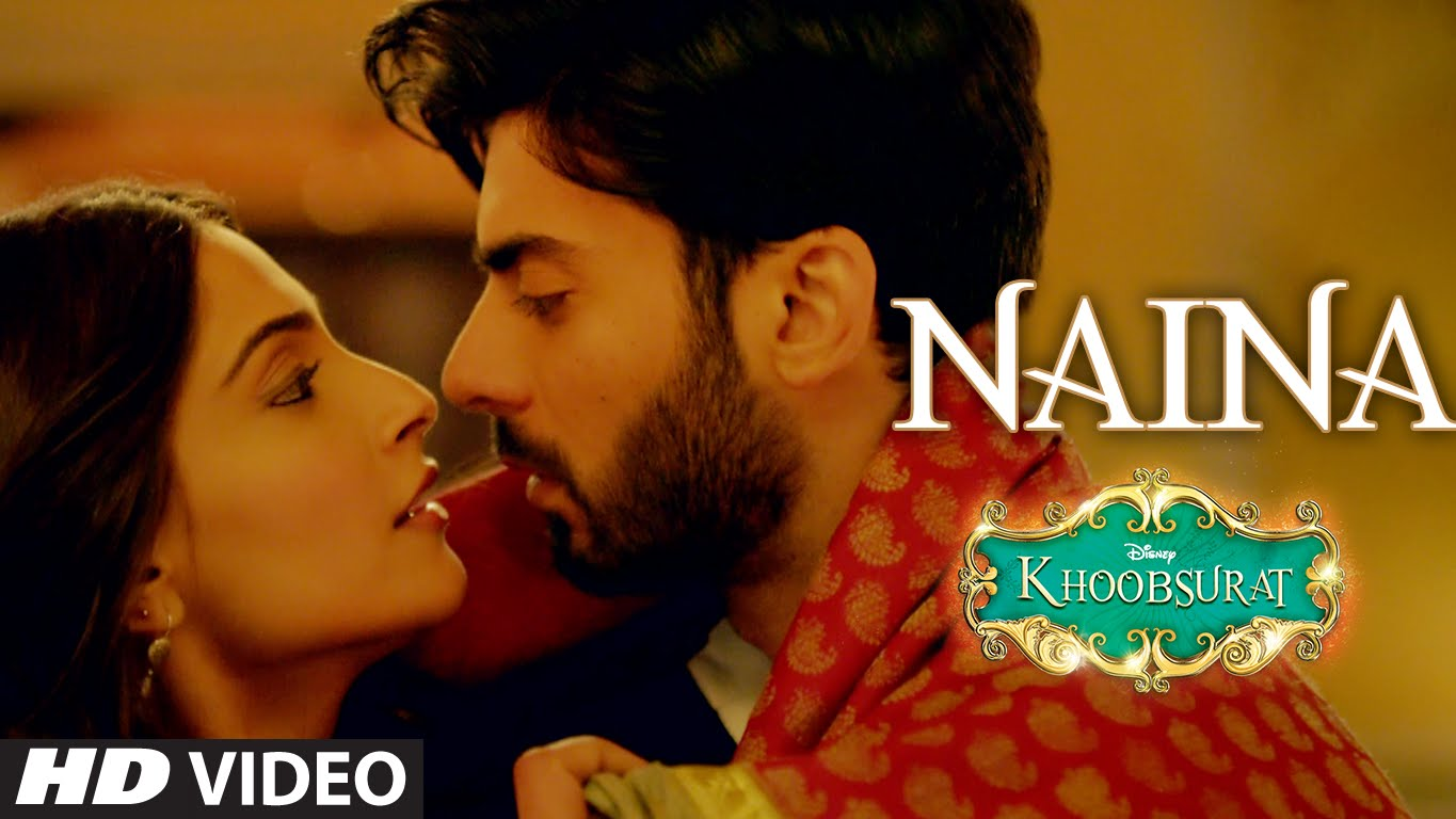 Naina Video Song – Khoobsurat | Official HD Movie Video Songs