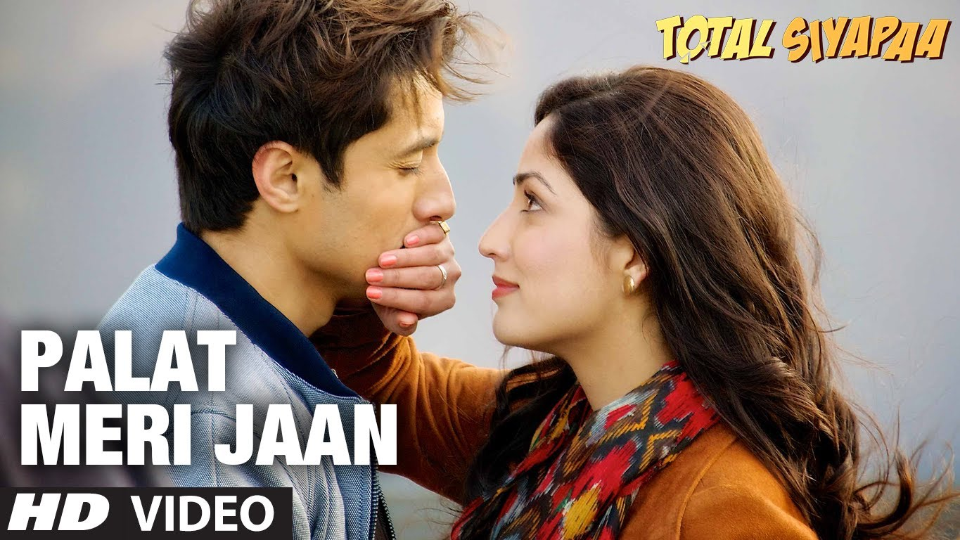 Palat Meri Jaan Video Song from Total Siyapaa