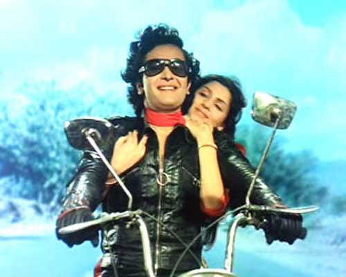 Rishi Kapoor In Pictures Teenage Lover