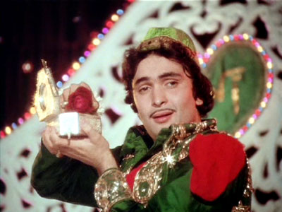 Rishi Kapoor In Pictures Qawaali Wala