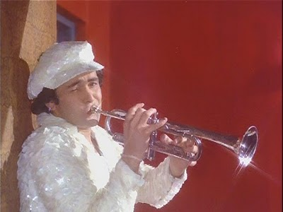 Rishi Kapoor In Pictures Karz movie