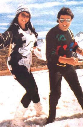 Rishi Kapoor In Pictures Romantic Charming