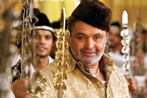 Rishi Kapoor In Pictures Villainous Act - Rauf Lala