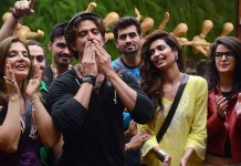 Hrithik Roshan in Bigg Boss House
