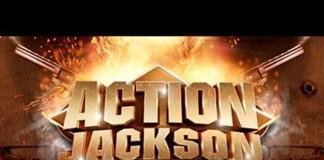 Action Jackson Logo Poster