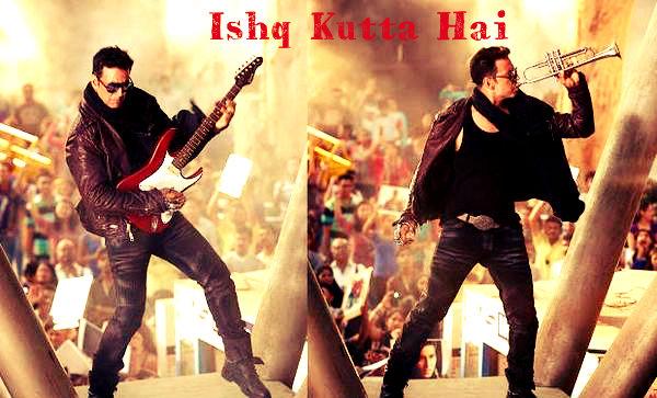 Akshay Kumar in Ishq Kutta Hai Song | The Shaukeens