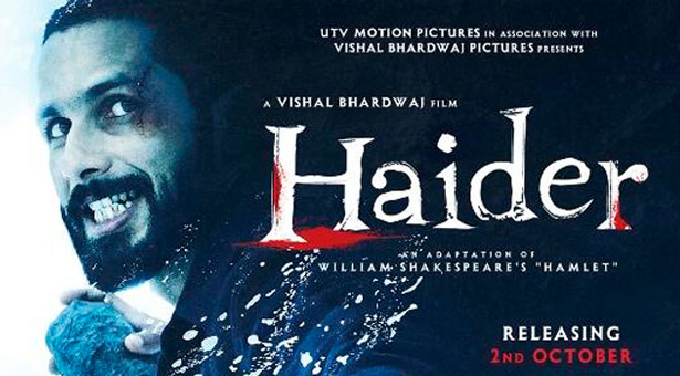 Haider Opening Day Report - Slow Start at Box Office