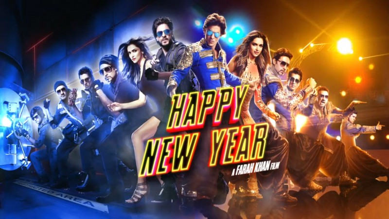 5 Reasons to watch and not to watch Happy New Year !