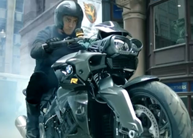 Highest Opening Weekend Grossers of Bollywood - Dhoom 3 at no. 4