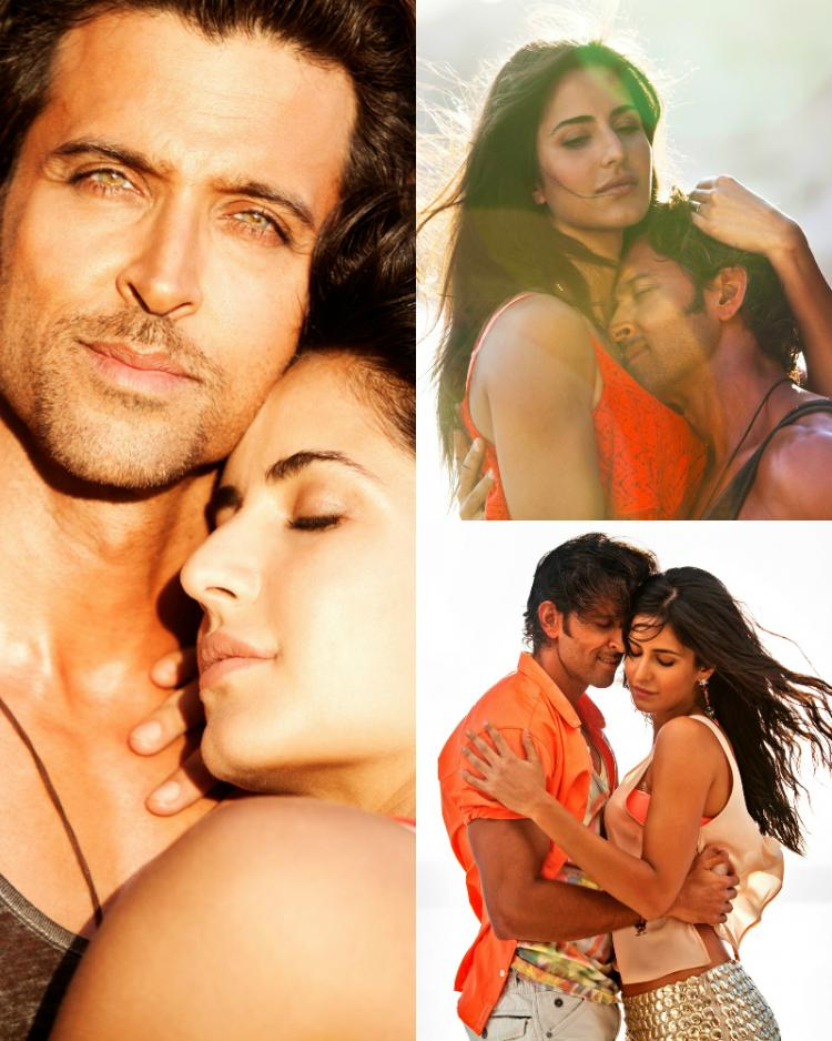 Hrithik and Katrina's sizzling chemistry in Bang Bnag