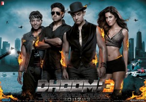 Top 10 Robbery movies of Bollywood - Dhoom