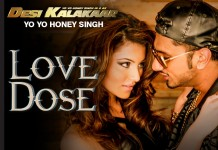 Love Dose song