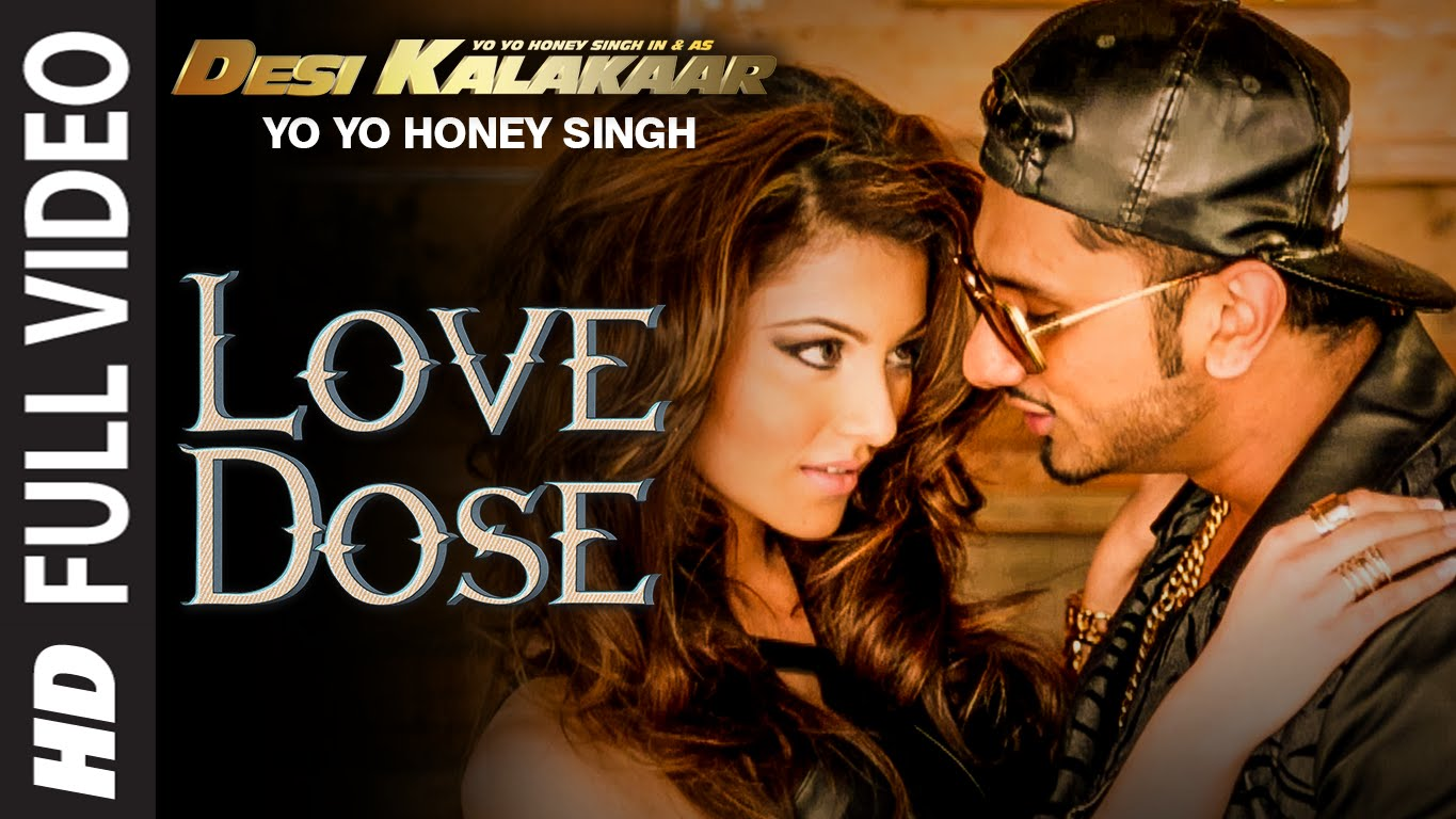 Love Dose Video Song : Honey Singh pairs up with Miss India -Urvashi Rautela